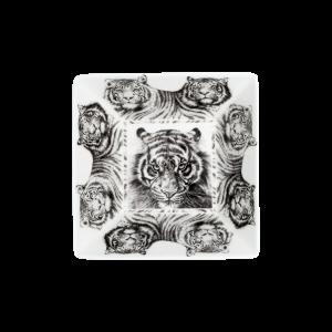 Servizio fotografico Prodotti Catalogo E-Commerce Taitù Milano Collezione Wild Spirit Porcellana Fine Bone China Ciotola quadrata Tigre