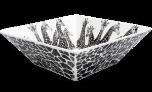 Servizio fotografico Prodotti Catalogo E-Commerce Taitù Milano Collezione Wild Spirit Porcellana Fine Bone China Ciotola quadrata Giraffa