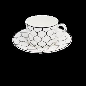 Servizio fotografico Prodotti Catalogo E-Commerce Taitù Milano Collezione Ferri Porcellana Fine Bone China Tazza e Piattino da Tè